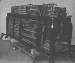 Суперкомпьютер образца 1920 года