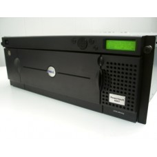 Ленточная библиотека Dell PowerVault Tape Backup 132T 2-Drive SDLT 320 Tape Library