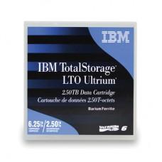 Ленточный носитель (картридж) Imation/IBM Ultrium LTO-6 (data cartridge/media tape), 00V7590