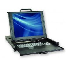 """Консоль 17"""" KDR-11701-USB-RU в стойку 19"""""""