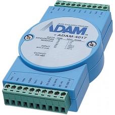 Модуль аналогового ввода ADAM-4017-D2E