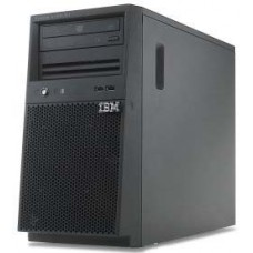 IBM System x3100 M4 Tower (4U), 1x Pentium 2C G850 (65W 2.9GHz, 1333MHz, 3MB), 1x2GB 1.5V LP UDIMM (up4), noHDD  3.5