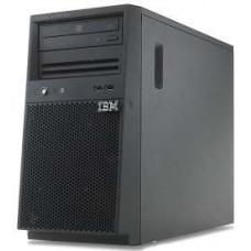 IBM System x3100 M4 Tower 4U, 1xXeon 4C E3-1220 (80W 3.1GHz/1333MHz/8MB), 1x2GB 1.5V LP UDIMM (up4), noHDD  3.5