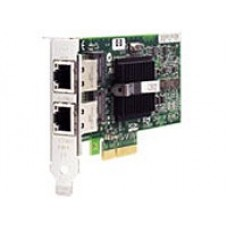 HP NC360T PCI Express 2-Port Gigabit Server Adapter, (incl. low-profile bracket)