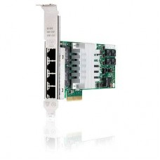 HP NC364T PCI Express  4-Port Gigabit Server Adapter, (incl. low-profile bracket)