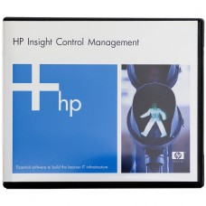 HP Insight Control Environment, No Media, 1 server licence, 24x7 Support (incl. iLO Advanced Pack, SIM, IPM, RDP, PMP, VPM, VMM,SMP)