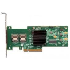 IBM ExpSell ServeRAID M5015 Ctrl PCIe x8 6Gbps(2x4 SAS/SATA int)512MB Bat. RAID(0/1/5/10/50)(x3200M3/x3250M3/x3400M2M3/x3500M2M3/x3550M2M3/x3650M2M3)(46M0829)