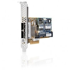 HP SAS Controller Smart Array P420/1GB FBWC/6Gb/2-port Int(SFF8087)/PCI-E 3.0/LP FF, incl. f/s brckts