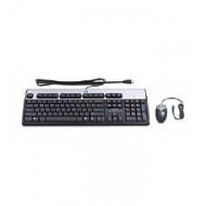 HP USB Keyboard and Optical Mouse Kit Russian