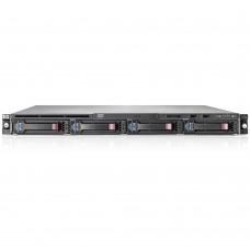 ProLiant DL320G6(1P) E5603 (1URack X1,66GHzQuadCore/4Mb/2x2GbRD/SATAb110i/RAID1+0/1/0)/no LFFHDD(4)/no DVD/iLO2 std/2xGigEth)