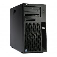 IBM ExpSell x3200 M3 Tower 5U, 1xXeon X3430 QC (2.4GHz/8MB), 1x2GB UDIMM, noHDD 3.5