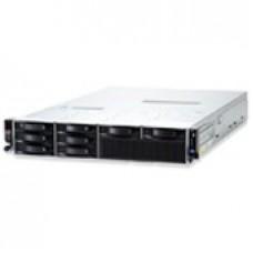 IBM x3620 M3 Rack 2U, 1xXeon 6C X5650 (2.66GHz/1333MHz/12MB), 1x4GB 1.35V RDIMM, noHDD 3.5