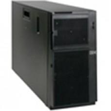 IBM ExpSell x3400 M3 Tower 5U, 1xXeon E5620 QC (2.4GHz 12MB), 1x4GB Chipkill 1.35V RDIMM, noHDD 3.5