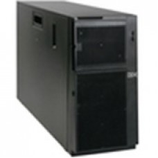 IBM ExpSell x3400 M3 Tower 5U, 1xXeon E5620 QC (2.4GHz 12MB), 2x4GB Chipkill 1.35V RDIMM, noHDD 2.5