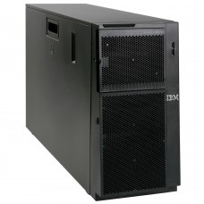 IBM x3500 M3 Tower (5U), Xeon 6C E5670 (2.93GHz/1333MHz/12MB), 2x4GB, noHDD HS 2.5