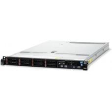 IBM Express x3550 M4 Rack (1U), 1x Xeon E5-2630 6C (2.3GHz/1333MHz/15 MB/95W),1x8GB 1.35V RDIMM, 2x300GB 10K 2.5