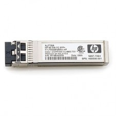HP 8Gb SFP+ SW Transceiver Kit (LC con69tor) for 8 Gb SAN Switch H-series