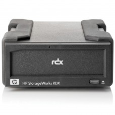 HP RDX 160 USB Drive, Ext. (RDX 160/320Gb  incl. HP RDX Continuous Data Protection Software  1 data ctr  cabl., power cord)