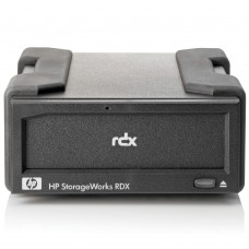 HP RDX 500 USB Drive, Ext. (RDX 500/1000Gb  incl. HP RDX Continuous Data Protection Software  1 data ctr  cabl., power cord)