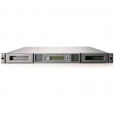 HP Ultrium1760 1/8 G2 Ext. SAS Autoloader (1U  incl. HP DataProtExp Basic for Windows/Linux/NetWare, brcd rdr, 2m SFF8470-SFF8088 SAS cbl)