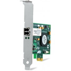 Allied Telesis PCI-Express (PCIe) 1000SX MMF LC adapter card