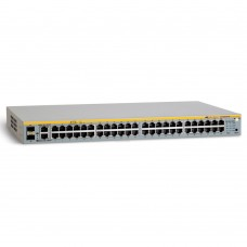 Allied Telesis 48 x10/100TX +  2x10/100/1000T or SFP, managed L2, Stackable, up to 6 units, 19