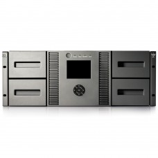 Ленточная библиотека HP StorageWorks MSL4048 с одним приводом LTO-5, FC (BL532A)