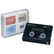 HP DDS-3 Data Cartridge, 24GB/125m (in pack)