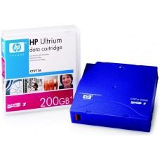 HP Ultrium LTO1 data cartridge,200GB