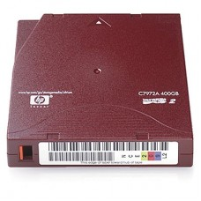 HP Ultrium LTO2 400GB bar code labeled Cartridge (for libraries  and amp  autoloaders)