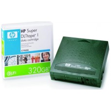 HP SDLTtape 220-320GB Data Cartridge