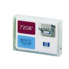 HP DAT 72 data cartridge, 72 GB (170m)
