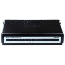 D-Link DES-1008A,  Desktop Switches, Small case, 8x10/100Mbps UTP