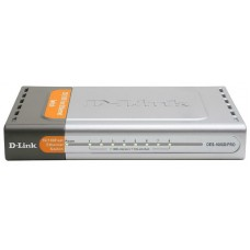 D-Link DES-1008D/PRO,  Fast Ethernet Switch, 8x10/100Mbps Auto-sensing, Stand-alone, Palm-top