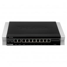 D-Link DFL-860E/A1N, UTM Net Defend Firewall 2 10/100/1000Base-TX WAN Ports, 8 10/100/1000Base-TX LAN Ports, 1user-configurable DMZ Ethernet Port 10/100/1000Mpbs