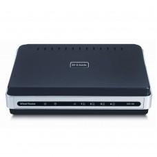 D-Link DIR-100/FE, Fiber Broadband Router, 4xLan, 1xSFP 100BaseFX port