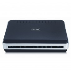 D-Link DIR-100,  Internet Gateway/Router, 4xLan, 1xWan, 1-port UTP for ADSL or Cable Modem