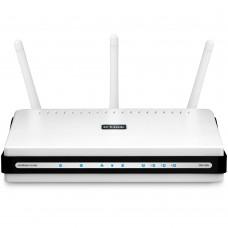 D-Link  DIR-655, Wireless Gigabit Router, 4x10/100/1000 LAN, 1x10/100/1000Base-TX WAN, 802.11n