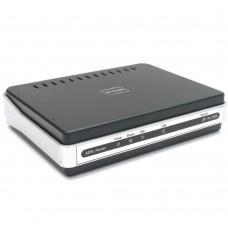 D-Link DSL-2500U/BRU/DB, Ethernet Router ADSL Annex B, 1xADSL/ADSL2/ADSL2+ , 1xLAN, with splitter, Broadcom chipset