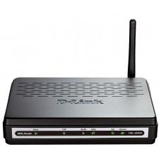 D-Link DSL-2600U/NRU, Wireless Router ADSL Annex A ADSL/ADSL2/ADSL2+ , 1xADSL, 1xLAN, 802.11g