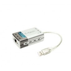 D-Link DUB-E100, USB 2.0 Fast Ethernet Adapter