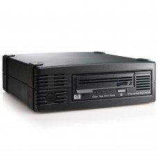 "Ленточный накопитель HP Ultrium 448 SAS Tape Drive, внешний, Ext. (Ultr.200/400Gb  5,25""  incl. HP Data Protector Express SSE  1data ctr  ext SAS cbl SFF8088/SFF8088  OBDR, carbon)"