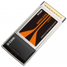D-Link DWA-610, CardBus-wireless adapter , 802.11g (54Mbps)