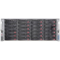 70 ReadyDATA 5200 24-bay expansion chassis (4U) with 6G SAS cable (without drives)