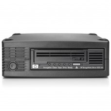 Ленточный стример (накопитель) HP Ultrium 3000 SAS Tape Drive, внешний, LTO-5, Ext. (Ultr.1,5/3TB  incl. HP Data Prot. Expr. SSE  1data ctr, ext SAS cbl SFF8088/SFF8088  OBDR)