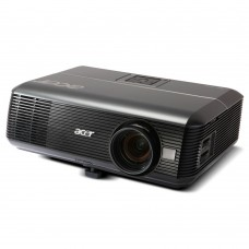 Acer projector P5290, DLP, ColorBoost™ II, EcoPro,  ZOOM, XGA 1024*768, 4.1kg, (DLP 3D), '3700:1, 4000 LUMENS, HDMI, DVI,Lens Shift