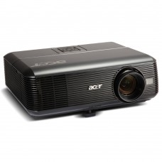 Acer projector P5390W, DLP, ColorBoost™ II, EcoPro,  ZOOM, WXGA 1280*800, (DLP 3D), 4.1kg, '3700:1, 4000 LUMENS, HDMI, DVI,Lens Shift