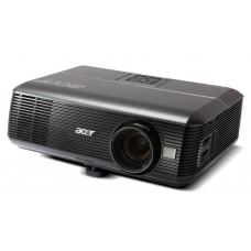 Acer projector P5281, DLP, ColorBoost™ II, EcoPro,  ZOOM, XGA 1024*768, 4.1kg, (DLP 3D), '3700:1, 3500 LUMENS, HDMI, DVI,Lens Shift