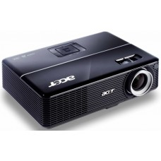 Acer projector P1303PW, DLP, ColorBoost™ II, ExtremeECO, ZOOM, WXGA 1280*800, DLP(3D), 2.52KG, '10000:1, 3100Lm  zoom, bag, Autokeystone, old p/n EY.JCT01.001, replace EY.K1901.001 (P1303W)