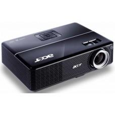 Acer projector P1203PB, DLP, CBII, Eco, ZOOM, XGA 1024x768, 2.5KG, '10000:1, 3100Lm,HDMI, USB, bag, Autokeystone, replace EY.K1701.001 (P1203)